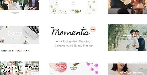 t - Moments v1.4 - A Multipurpose Wedding, Celebration & Event Theme - 16818524