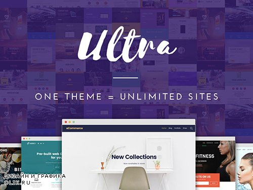 Themify - Ultra v1.7.9 - WordPress Theme
