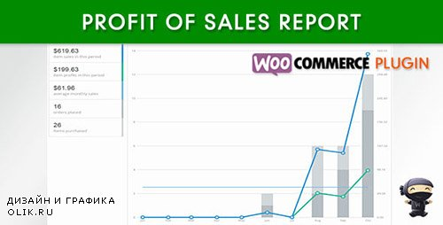 CodeCanyon - WooCommerce Profit of Sales Report v1.3.2 - 9190590