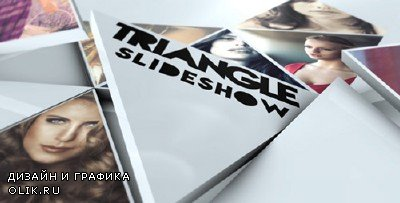 Triangle Slideshow 19374319- Project for AFEFS (Videohive)