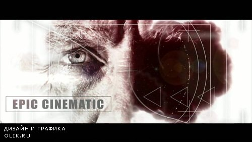 Epic Inspiring Cinematic Slideshow 35872 - AFEFS Templates