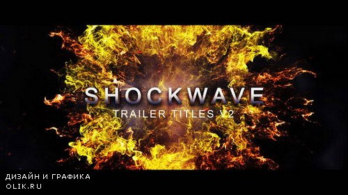 Shockwave Trailer Titles v2 - AFEFS Template