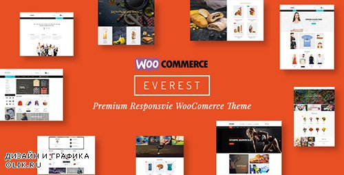 ThemeForest - Ri Everest v1.2.5 - Multipurpose Woocomerce Theme - 13395277