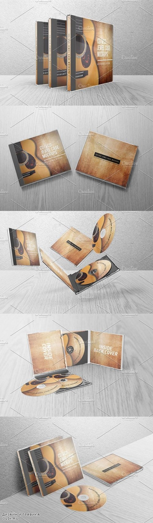 CD VCD Jewel Case Mockups v2 1591841