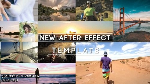 Stomp Multi Photo Logo 36792 - After Effects Templates
