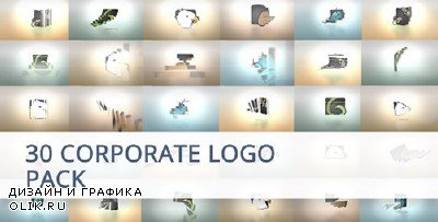 30 Corporate Logo Animation Pack - Project for AFEFS (Videohive)