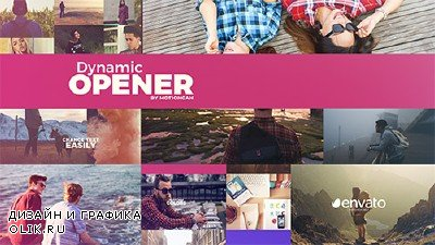 Dynamic Opener 19622485 - Project for AFEFS (Videohive)