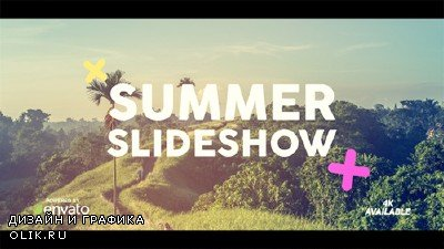 Summer Slideshow 20012418 - Project for AFEFS (Videohive)