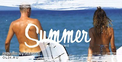 Summer 13361082 - Project for AFEFS (Videohive)