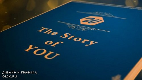 3D Magical Book Intro 37623 - After Effects Templates
