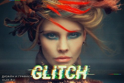 Animated Glitch - PHSP Action 641135