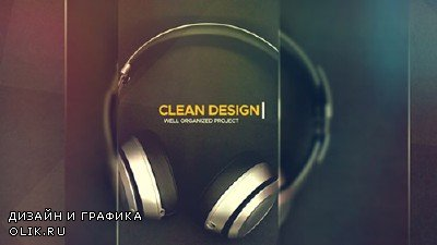 Clean Media Intro - Project for AFEFS (Videohive)