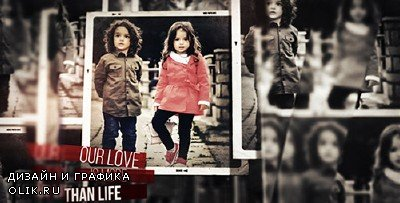 Creative Parallax Photo Slideshow - Project for AFEFS (Videohive)