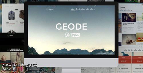 ThemeForest - Geode v1.8.2 - Elegant eCommerce Multipurpose Theme - 8181066