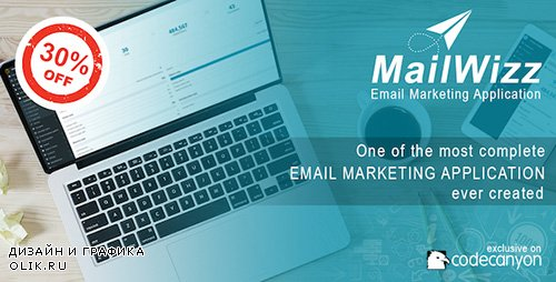 CodeCanyon - MailWizz v1.4.3 - Email Marketing Application - 6122150