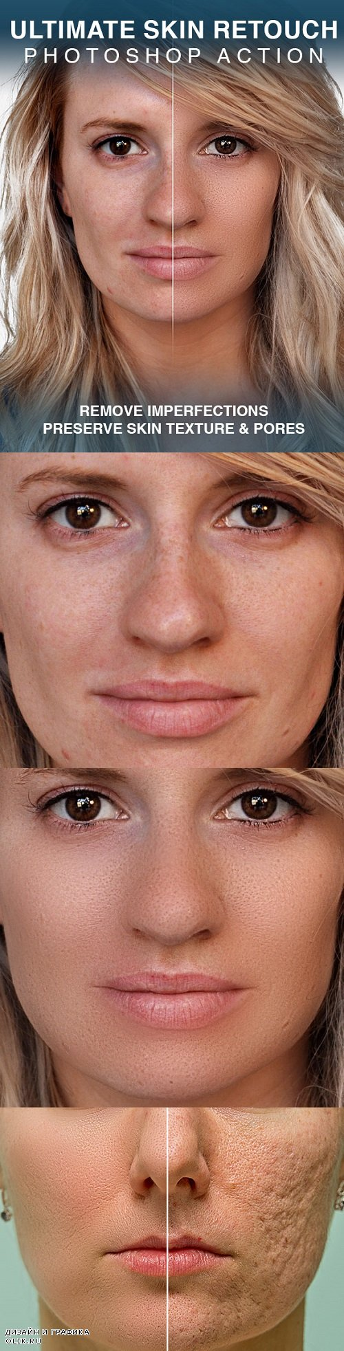 Ultimate Skin Retouch PHSP Action 20275858