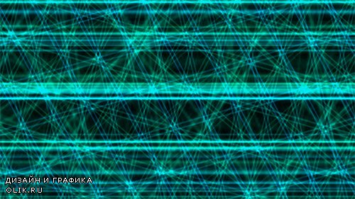 Geometric Scan Lines Net