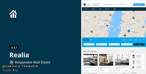 - Realia v4.3.1 - Responsive Real Estate WordPress Theme - 4789838