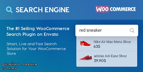 CodeCanyon - WooCommerce Search Engine v1.6.7 - 15685698