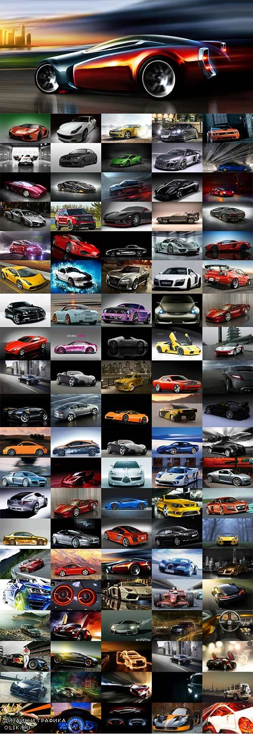 Wallpapers for desktop - cars