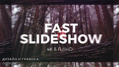 Fast Slideshow 19898075 - Project for AFEFS (Videohive)