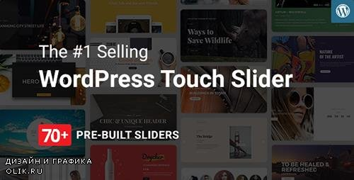 CodeCanyon - Master Slider v3.2.0 - WordPress Responsive Touch Slider - 7467925