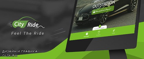 CodeCanyon - City Ride v1.0 - Self Drive Car Rental Booking Software System - 19889308