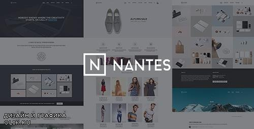 ThemeForest - Nantes v1.55 - Creative Ecommerce & Corporate Theme - 9359640
