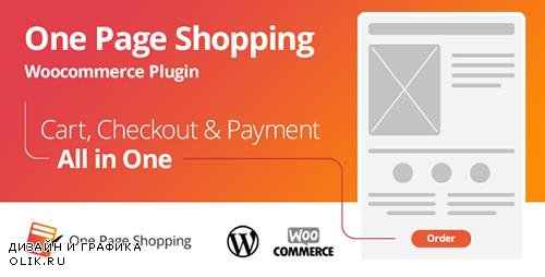 CodeCanyon - WooCommerce One Page Shopping v2.5.10 - 7158470