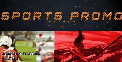 Sports Promo 2019352937 - Project for AFEFS (Videohive)