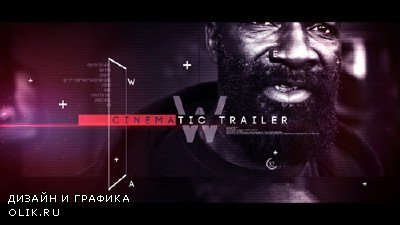 Cinematic Trailer 20648253 - Project for AFEFS (Videohive)