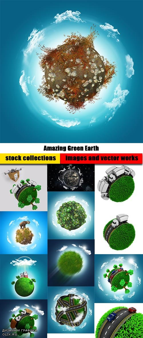 Amazing Green Earth 25 Jpeg
