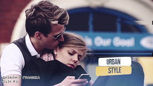 Urban Slideshow - After Effects Templates