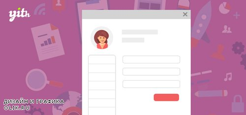 YiThemes - YITH WooCommerce Customize My Account Page v2.2.3