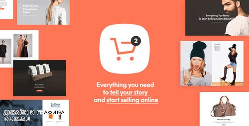 ThemeForest - Shopkeeper v2.3 - eCommerce WP Theme for WooCommerce - 9553045