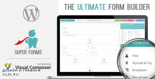CodeCanyon - Super Forms v3.4.4 - Drag & Drop Form Builder - 13979866 - NULLED