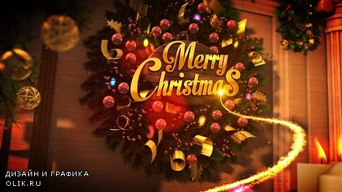 Merry Christmas Opener 52245 - After Effects Templates