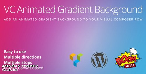 CodeCanyon - VC Animated Gradient Background v1.1 - 13594509