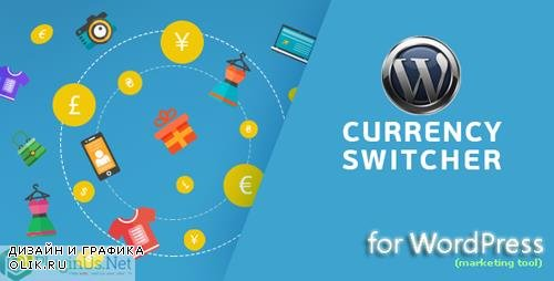 CodeCanyon - WordPress Currency Switcher v2.1.1 - 17450674