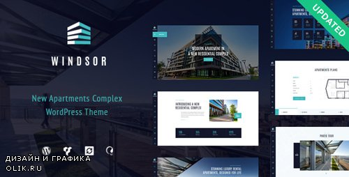 ThemeForest - Windsor v1.2 - Apartment Complex / Single Property Theme - 17622348