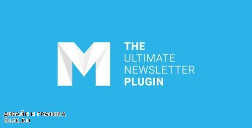 CodeCanyon - Mailster v2.2.17 - Email Newsletter Plugin for WordPress - 3078294