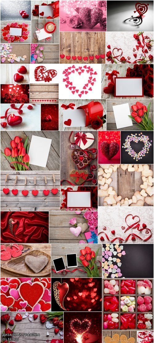 Love, Romance, Heart, Gifts - Valentines Day #4, 40xJPG