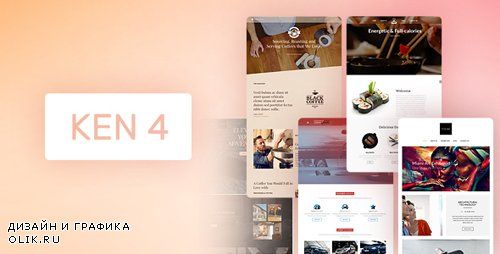ThemeForest - The Ken v4.1 - Multi-Purpose Creative WordPress Theme - 7281173 - NULLED