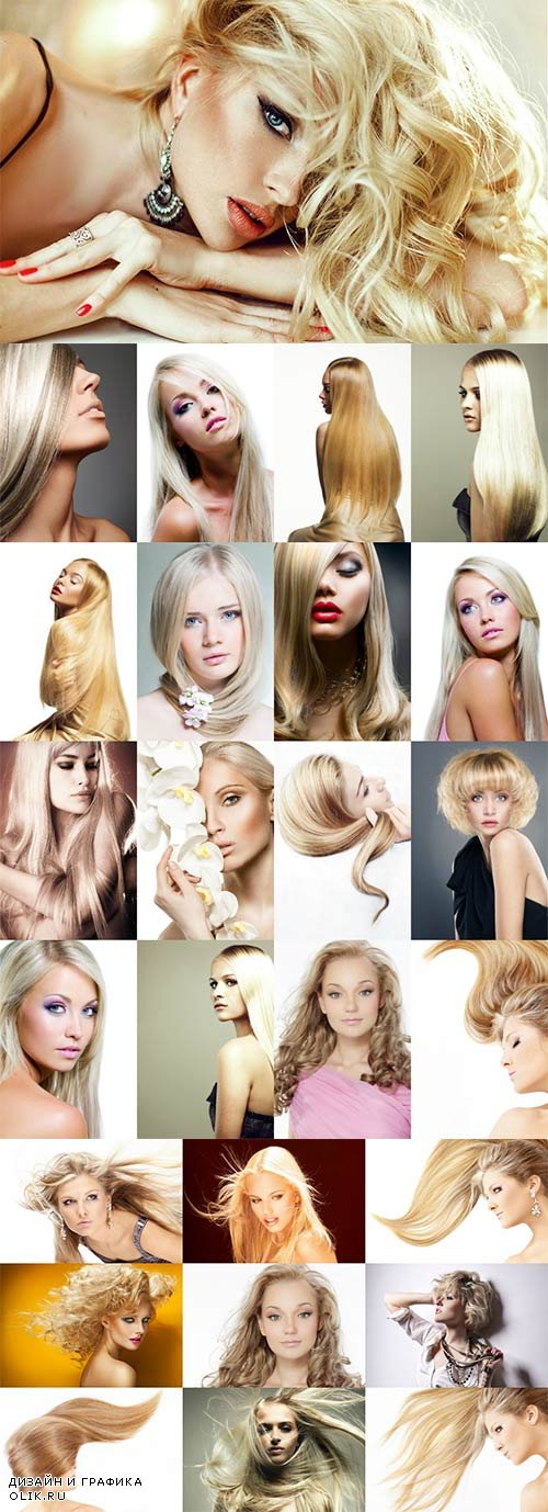 50 beautiful blondes