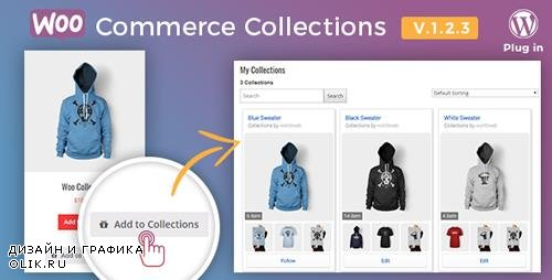 CodeCanyon - WooCommerce Collections v1.2.3 - WordPress Plugin - 12642527