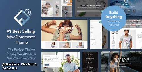 - Flatsome v3.6.0 - Multi-Purpose Responsive WooCommerce Theme - 5484319 -