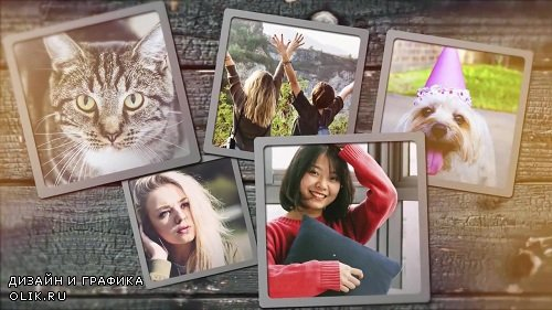 Big Photo Slideshow 86663 - After Effects Templates