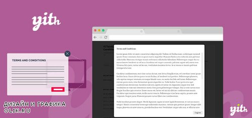 YiThemes - YITH WooCommerce Terms And Conditions Popup v1.2.1