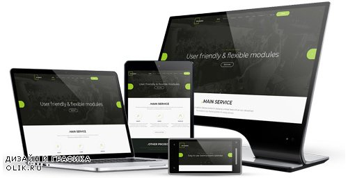 Joomla-Monster - JM Events Agency v1.00 - Event Website Template For Joomla