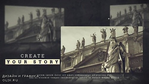 History Slideshow 90897 - After Effects Templates